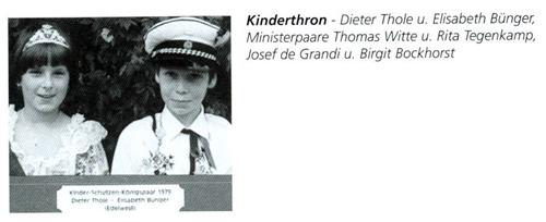 Kinderkönig 1979/80