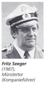 <b>Fritz Seeger</b>. 1987 - 1987-168x300